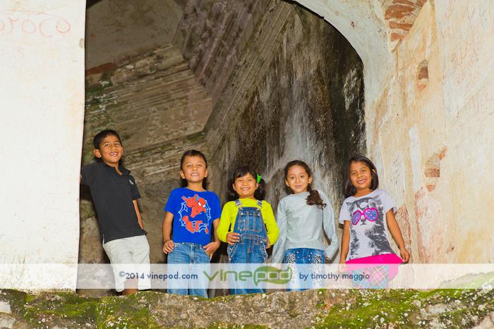 The Kids of Casa del Destino.